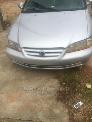 Honda Accord 2002 Silver | Cars for sale in Ondo State, Ondo / Ondo State