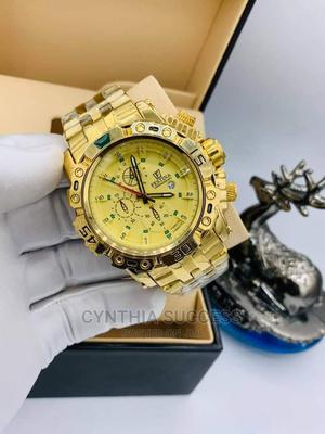Gold Quality Men Watch | Watches for sale in Lagos State, Apapa