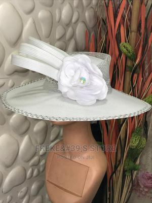 White Classic Hat   Clothing Accessories for sale in Lagos State, Victoria Island
