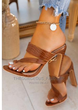 Heel Slippers | Shoes for sale in Lagos State, Apapa
