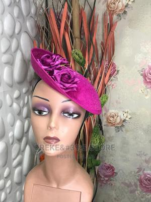 Pink Fascinator for Ladies   Clothing Accessories for sale in Lagos State, Victoria Island