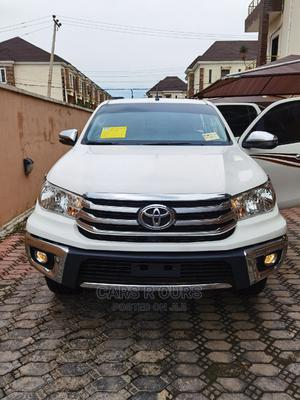 Toyota Hilux 2019 White   Cars for sale in Lagos State, Lekki