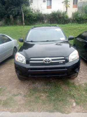 Toyota RAV4 2007 Limited V6 Black | Cars for sale in Abuja (FCT) State, Central Business District