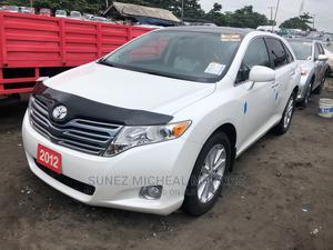 Toyota Venza 2012 White   Cars for sale in Lagos State, Amuwo-Odofin