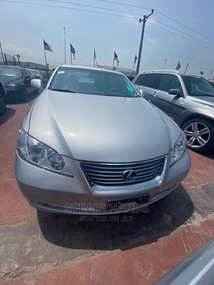 Lexus ES 2007 350 Silver   Cars for sale in Lagos State, Lekki