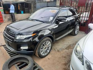 Land Rover Range Rover Evoque 2013 Pure AWD 5-Door Black | Cars for sale in Lagos State, Isolo