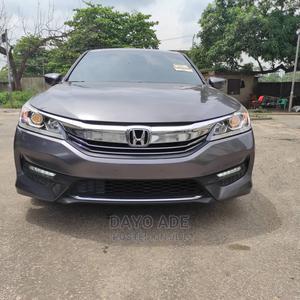 Honda Accord 2016 Gray | Cars for sale in Lagos State, Lekki