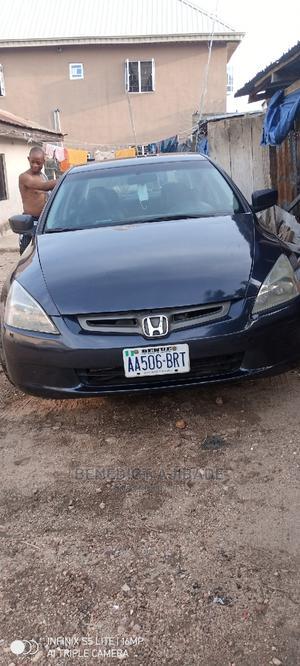 Honda Accord 2004 Black | Cars for sale in Kogi State, Lokoja