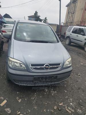 Opel Zafira 2000 Snowtrekker Gray | Cars for sale in Lagos State, Apapa