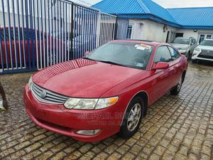 Toyota Solara 2002 Red | Cars for sale in Lagos State, Surulere