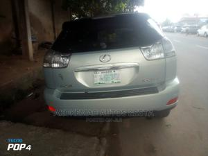 Lexus RX 2005 330 4WD Green | Cars for sale in Lagos State, Ikeja