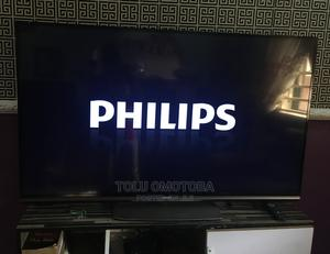 Philips 55 Inches Smart Tv   TV & DVD Equipment for sale in Kwara State, Ilorin South