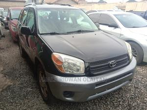 Toyota RAV4 2005 1.8 Black | Cars for sale in Lagos State, Yaba