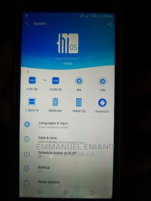 Tecno Pouvoir 2 16 GB Gold   Mobile Phones for sale in Cross River State, Calabar