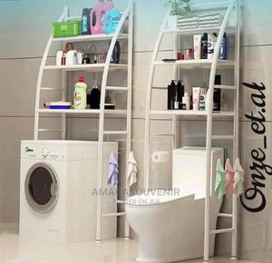Toilet/ Bathroom Storage Rack, Shelve Organizer,   Home Accessories for sale in Lagos State, Lagos Island (Eko)