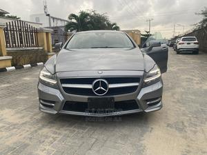 Mercedes-Benz CLS 2012 550 4MATIC Silver   Cars for sale in Lagos State, Lekki