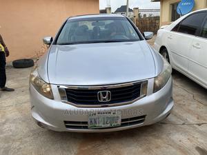 Honda Accord 2010 Silver | Cars for sale in Osun State, Osogbo