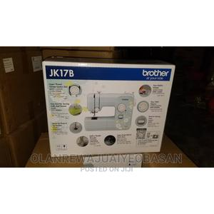 Brother Jk17b Sewing Machine | Home Appliances for sale in Lagos State, Lagos Island (Eko)