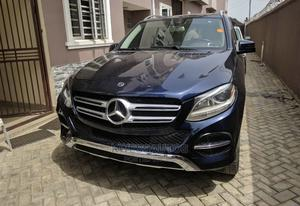Mercedes-Benz GLE-Class 2017 Blue   Cars for sale in Lagos State, Amuwo-Odofin
