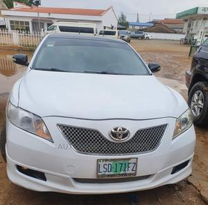 Toyota Camry 2008 2.4 SE White | Cars for sale in Lagos State, Alimosho
