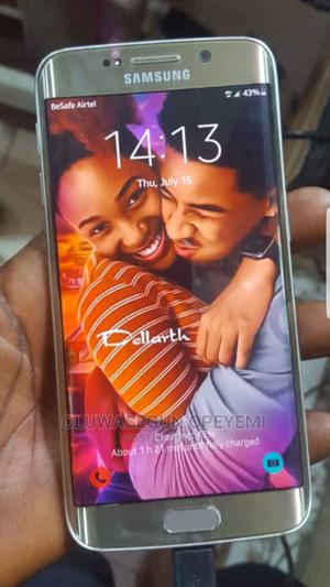 Samsung Galaxy S6 edge 32 GB Silver | Mobile Phones for sale in Lagos State, Agege