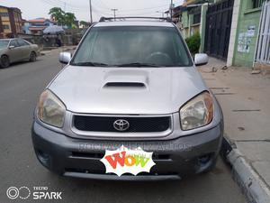 Toyota RAV4 2005 2.0 4x4 Executive Silver | Cars for sale in Lagos State, Yaba
