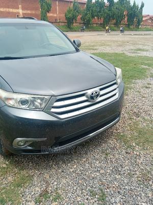 Toyota Highlander 2011 Gray | Cars for sale in Abuja (FCT) State, Gudu