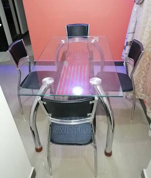 Dinning Table With 4 Chairs | Furniture for sale in Oyo State, Ibadan