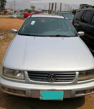 Volkswagen Passat 1996 1.8 Silver   Cars for sale in Lagos State, Ikorodu