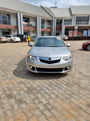 Acura TSX 2009 Automatic Tech Package Silver   Cars for sale in Abuja (FCT) State, Wuse 2