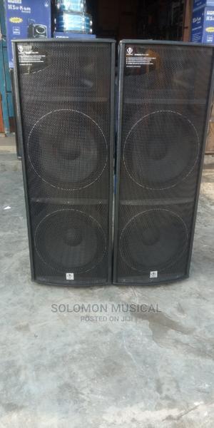Speaker Double | Audio & Music Equipment for sale in Lagos State, Mushin