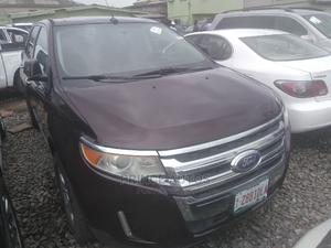 Ford Edge 2011 Brown | Cars for sale in Lagos State, Ifako-Ijaiye