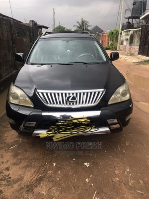 Lexus RX 2003 330 4WD Black | Cars for sale in Imo State, Owerri
