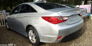 Hyundai Sonata 2014 Silver | Cars for sale in Abuja (FCT) State, Central Business Dis