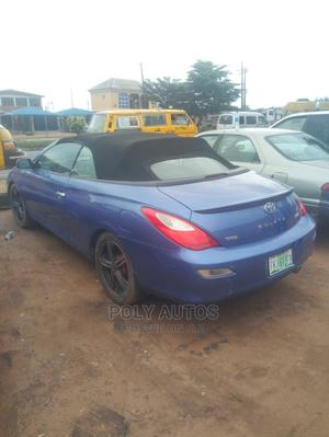 Toyota Solara 2007 Blue | Cars for sale in Lagos State, Alimosho