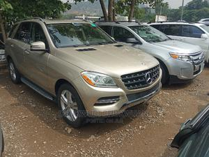 Mercedes-Benz M Class 2013 ML 350 4Matic Gold | Cars for sale in Abuja (FCT) State, Wuye