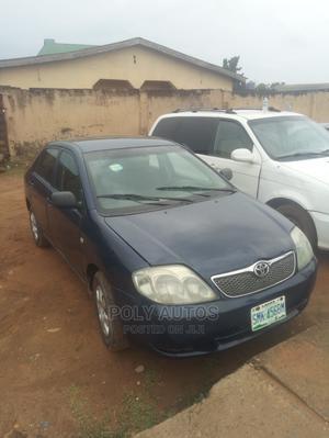 Toyota Corolla 2003 Sedan Blue | Cars for sale in Lagos State, Alimosho