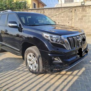 Toyota Land Cruiser Prado 2016 4.0 V6 Dual VVT-i Black | Cars for sale in Lagos State, Lekki