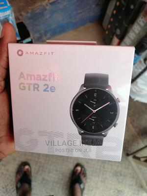 Amazfit GTR 2e GPS Smart Watch | Smart Watches & Trackers for sale in Lagos State, Ikeja