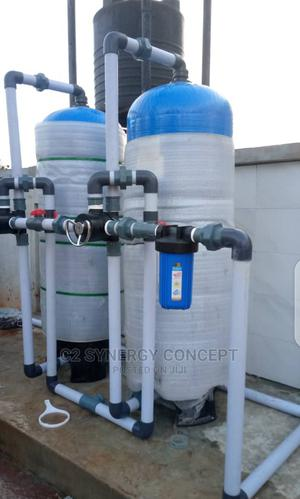 Fiber Tank for Water Treatment | Manufacturing Equipment for sale in Lagos State, Lekki