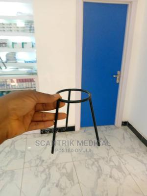 Lab Bunsen Burner Tripod Stand   Medical Supplies & Equipment for sale in Rivers State, Bonny