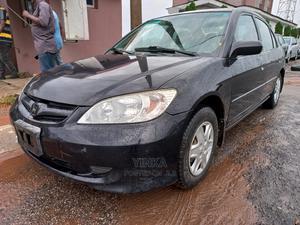 Honda Civic 2005 1.6i LS Automatic Black   Cars for sale in Lagos State, Ikeja