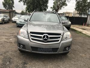 Mercedes-Benz GLK-Class 2012 350 4MATIC Gray | Cars for sale in Lagos State, Maryland