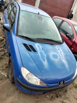 Peugeot 206 2004 Blue | Cars for sale in Lagos State, Amuwo-Odofin