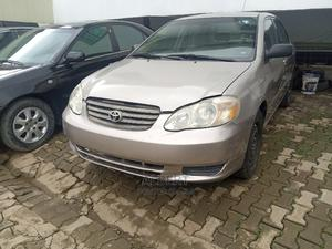 Toyota Corolla 2004 LE Gold   Cars for sale in Lagos State, Ojodu