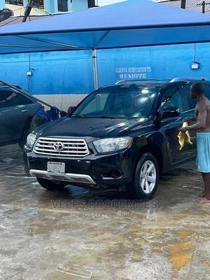 Toyota Highlander 2008 Blue | Cars for sale in Lagos State, Lekki