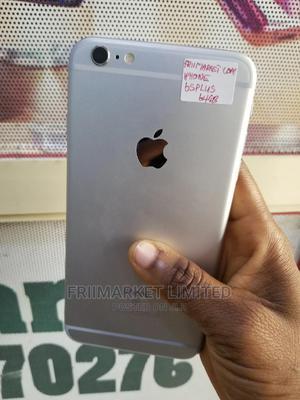 Apple iPhone 6s Plus 64 GB Silver | Mobile Phones for sale in Edo State, Auchi