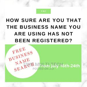 Free Business Name Search | Legal Services for sale in Rivers State, Obio-Akpor