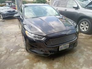 Ford Fiesta 2016 SE Sedan Black   Cars for sale in Lagos State, Ikeja