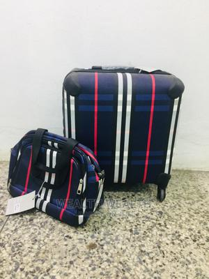 Short 2 Set Trolley Suitcase Blue Lugage Bag | Bags for sale in Lagos State, Ikeja